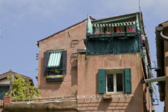 Rue italienne Photos stock