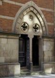 Rue Manchester de Southmill d'entrée de Kardomah Café Image stock