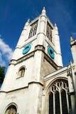 Rue Margaret, Westminster, Londres Photo stock