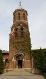 Rue Nicolaus d'église Images stock