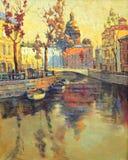 Rue - Pétersbourg