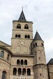 Rue-Petrusdom dans le Trier Image libre de droits