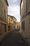 Rue Porte de Laure, Arles, Γαλλία Στοκ φωτογραφίες με δικαίωμα ελεύθερης χρήσης