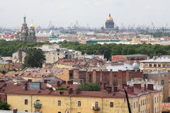 Rue - Pétersbourg Image stock