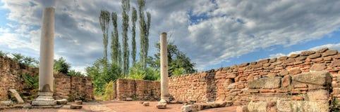 Rue romaine antique de Cardo Image libre de droits