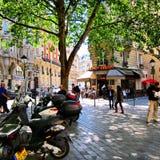 Rue St. Michel Royalty Free Stock Photo