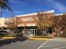 Rue 21 store. In Summerville, South Carolina stock photography
