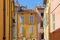 Rue Tropez photographie stock