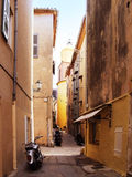 Rue-tropez photo stock