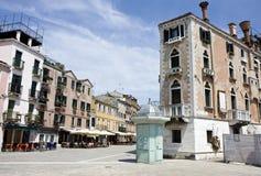 Rue à Venise Photographie stock libre de droits