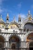 rue Venise du repère s de basilique images libres de droits