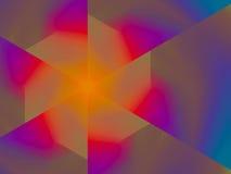 Rueda anaranjada del Pin Foto de archivo libre de regalías
