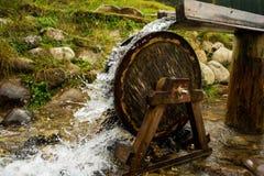 Rueda de agua Imagenes de archivo