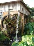 Rueda de agua Fotografía de archivo