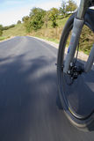 Rueda de bicicleta Imagenes de archivo