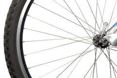 Rueda de bicicleta Imágenes de archivo libres de regalías