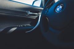 Rueda de BMW Foto de archivo libre de regalías
