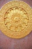 Rueda de buddha Imagenes de archivo