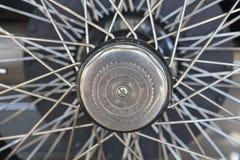 rueda 1920 de coche del vintage del ` s Imagen de archivo