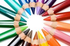 Rueda de color Imágenes de archivo libres de regalías