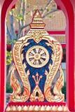 Rueda de Dharma Fotografía de archivo