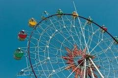 Rueda de Ferris Imagen de archivo libre de regalías