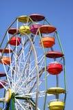 Rueda de Ferris colorida Fotografía de archivo