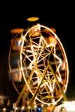 Rueda de ferris del carnaval Imagenes de archivo