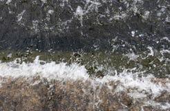 Rueda de las ondas Fotografía de archivo