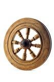 Rueda de madera vieja Imagen de archivo libre de regalías