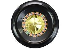Rueda de ruleta de giro Foto de archivo libre de regalías
