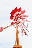 Rueda de viento colorida Imágenes de archivo libres de regalías