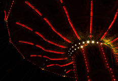 Rueda del carnaval Imagen de archivo libre de regalías