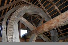 Rueda del molino Foto de archivo libre de regalías