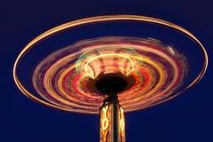 Rueda del yoyo del carnaval Fotografía de archivo