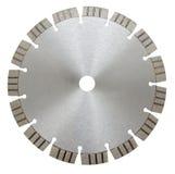 Rueda dividida en segmentos cortador para la piedra Fotos de archivo