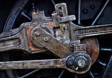 Rueda locomotora Foto de archivo libre de regalías