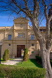 Rueda Monasterio, Сарагоса, Aragona, Spagna стоковая фотография
