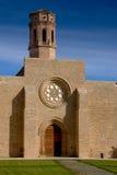 Rueda Monasterio, Zaragoza, Aragona, Spagna Imágenes de archivo libres de regalías