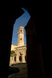 Rueda Monasterio, Zaragoza, Aragona, Spagna Royalty Free Stock Images