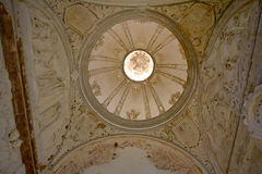 Rueda Monasterio, Zaragoza, Aragona, Spagna Stock Photo
