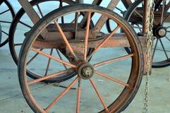 ruedas Imagen de archivo libre de regalías