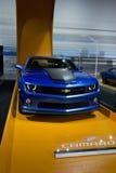 Ruedas calientes de Chevrolet Camero Imágenes de archivo libres de regalías