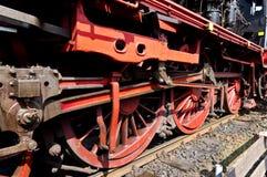 Ruedas del vapor Foto de archivo libre de regalías