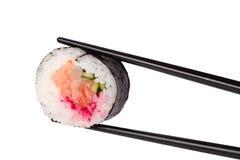 Ruede el sushi Imagen de archivo libre de regalías