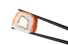 Ruede el sushi Fotografía de archivo libre de regalías