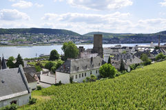 Ruedesheim, Germany Stock Photo