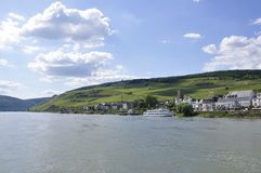 Ruedesheim, Germany Royalty Free Stock Photo