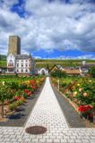 Ruedesheim, Hesse, Alemania Imagen de archivo libre de regalías