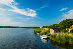 Ruegen Island in Germany Stock Photo